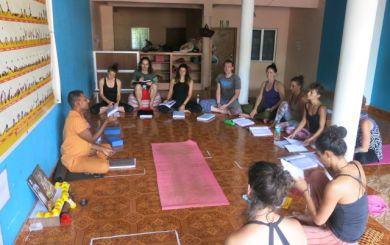 Ashtanga Primary Series Course for Led Class